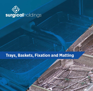 Trays, Baskets, Fixation and Matting Brochure