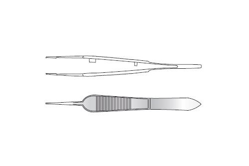ST MARTINS MICRO CORNEAL SUTURING FORCEPS