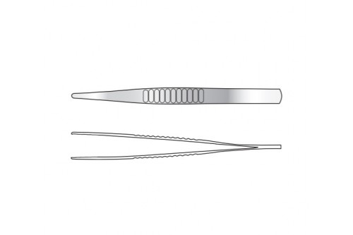 BLOCK END DISSECTING FORCEPS